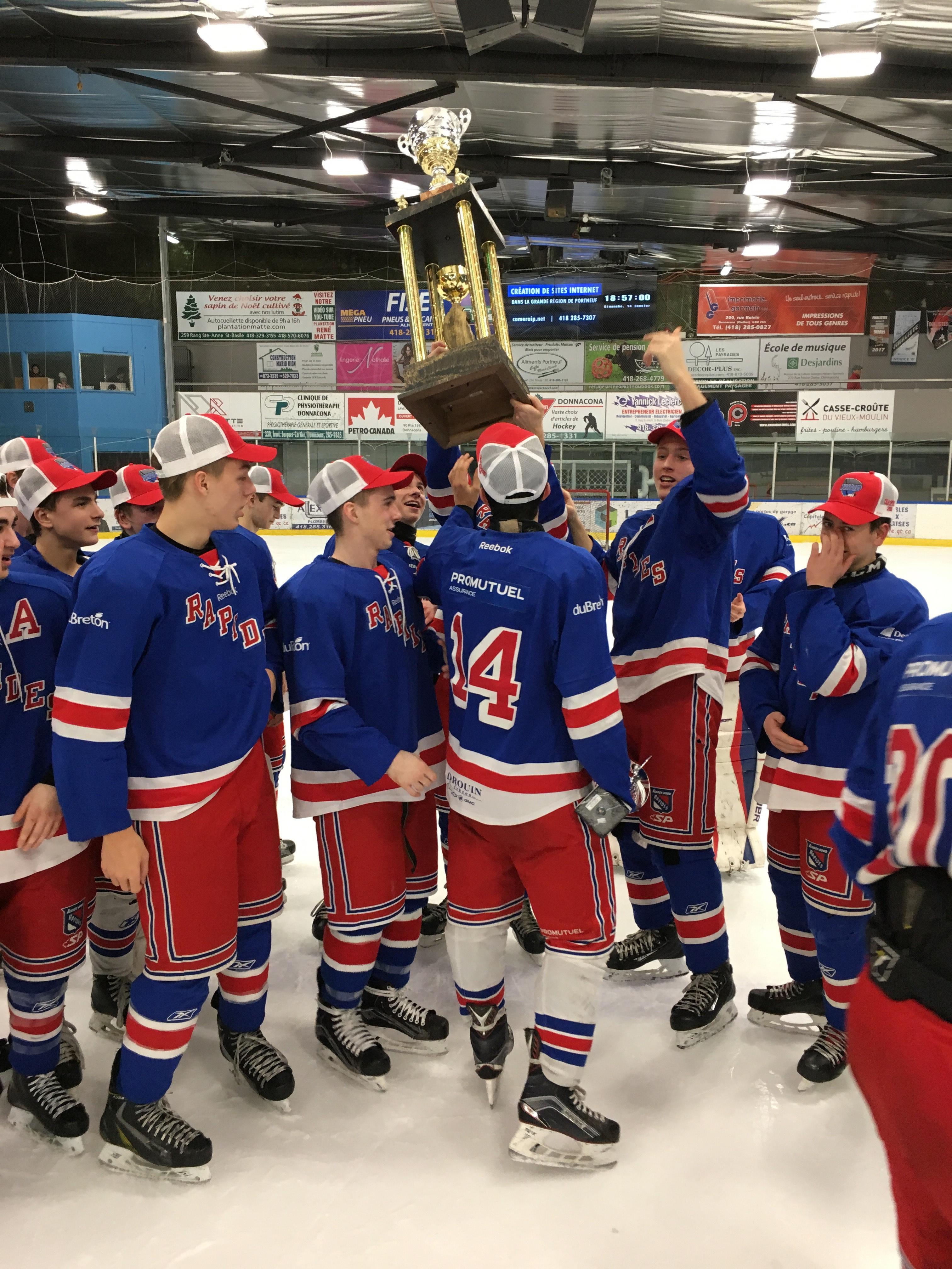B hockey midget tournoi