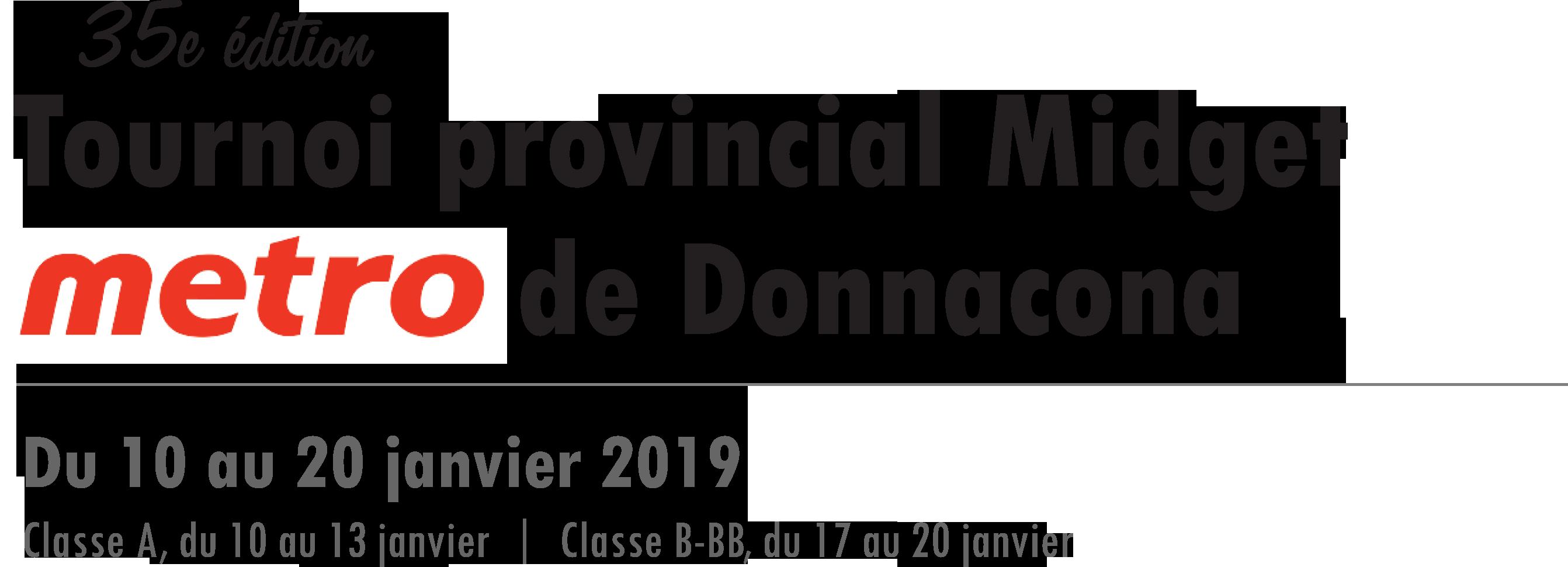 tournament donnacona midget